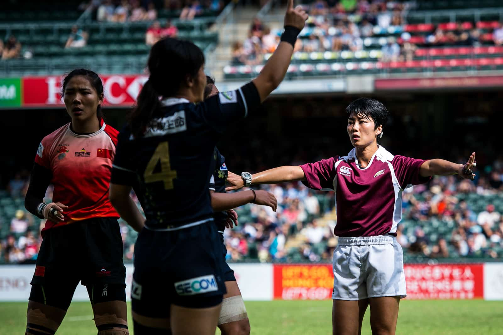 2015 Asia Rugby Sevens Qualifier Day 2 - Men's Pool Games