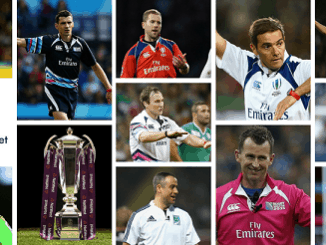Nat West 6 Nations 2018 referees